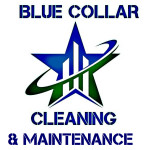 Blue Collar Cleaning Logo